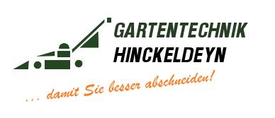 Gartentechnik Hinckeldeyn